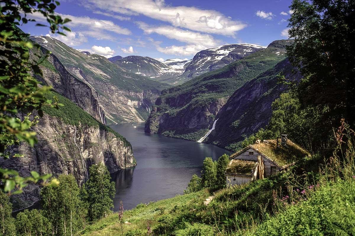Quand aura lieu votre croisière en Norvège?